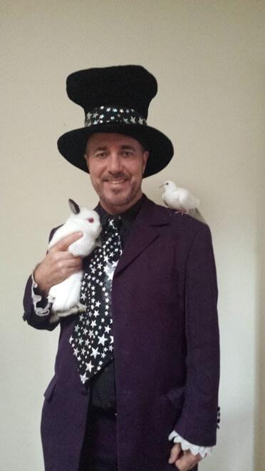 Magician Hire Kids Party Melbourne Magic Show